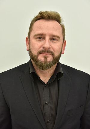 Liroy - Image: Piotr Liroy Marzec Sejm 2016a