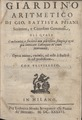 Pisani - Giardino aritmetico, 1646 - 4648193.tif