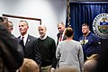 Pittsburgh synagogue shooting Governor Wolf Gives Remarks Regarding Pittsburgh Shooting and Participates in Vigil (44678115905).jpg