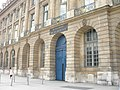 Place Vendôme - Ministère de la Justice (Paris).jpg