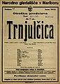 Plakat za predstavo Trnjulčica v Narodnem gledališču v Mariboru 2. februarja 1926.jpg