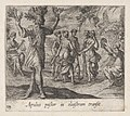 Plate 139- The Apulian Shepherd Changed into an Olive Tree (Apulus pastor in oleastrum transit), from Ovid's 'Metamorphoses' MET DP864230.jpg