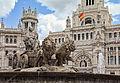 Plaza de Cibeles, Madrid, Spain Qmin.jpg