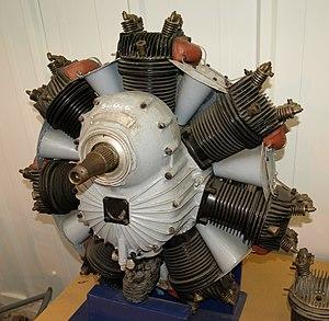 Pobjoy Airmotors - The Pobjoy 'R'.
