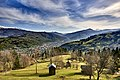 Poienile under the Mountain, Maramures, Romania.jpg
