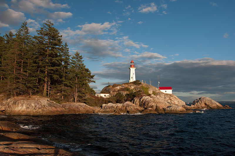 File:Point Atkinson Lighthouse - CA-BC.jpg