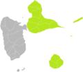Pointe-à-Pitre (Guadeloupe) dans son Arrondissement.png
