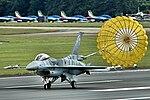 Polish Air Force F-16C Block 52 (4056) - RIAT 2016.jpg