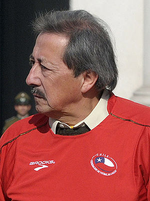 Leonardo Véliz - in 2011