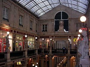 Passage Pommeraye - Passage Pommeraye, Nantes