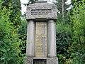 Pomník obětem světových válek v Úholičkách (Q66565064) 02.jpg