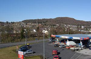 Pontardawe - Image: Pontardawe view