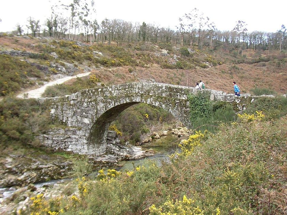 Ponte romana de Liñares - A Lama - Pontevedra
