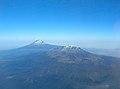 Popocatepetl and Iztaccihuatl - panoramio.jpg