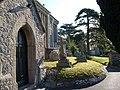 Porch, Wolborough Church - geograph.org.uk - 1407144.jpg