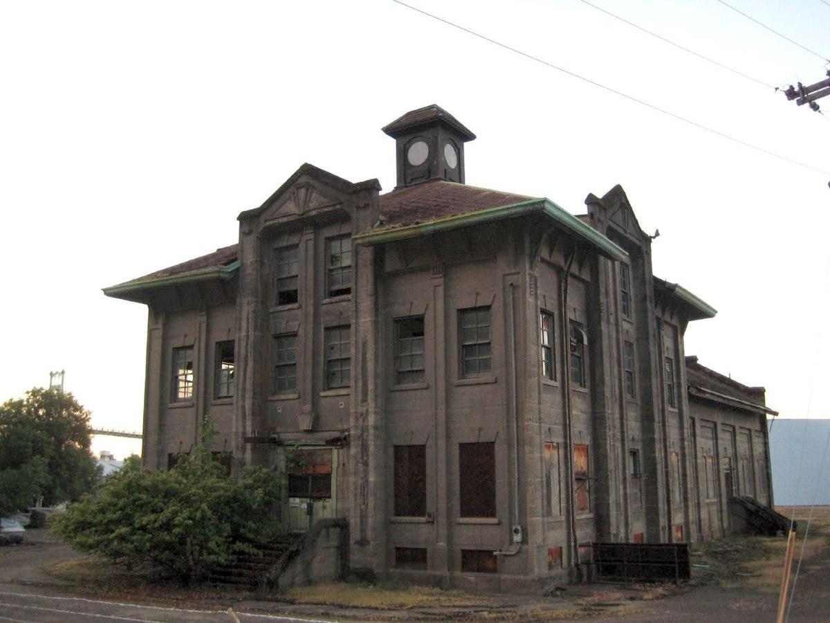 Portland gas coke building wikipedia for Building a house in portland oregon