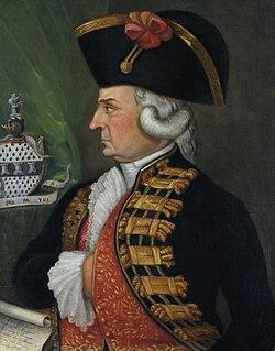 Ambrosio OHiggins, 1st Marquess of Osorno Irish-Spanish colonial administrator