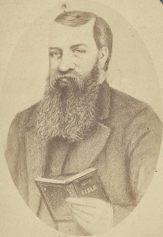 Dwight L. Moody - Dwight Lyman Moody c.1870
