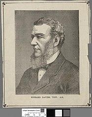 Richard Davies, YSW., A.S