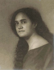 Portrait of Tahitian-Hawaiian girl 1909.jpg