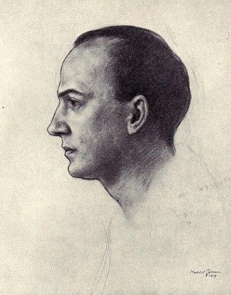 Witter Bynner - Image: Portrait of Witter Bynner
