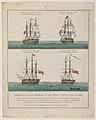 Portraits of the vessels on the Polar Expedition of 1818. Alexander Isabella Dorothea Trent RMG S0247.jpg