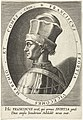 Portret van Francesco I Sforza, hertog van Mailand Atrium Heroicum (serietitel), RP-P-1909-4416.jpg