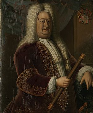 Dirck van Cloon - Dirck van Cloon as Governor General of the Indies