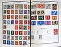 Postage stamp album pages - GB stamps.jpg