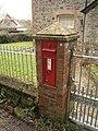 Postbox, Westacott - geograph.org.uk - 1757563.jpg