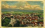 Postcard of Ljubljana from Ljubljana Castle 1919.jpg