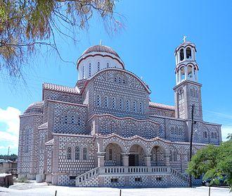Nea Poteidaia - Church of St. George in Nea Potidea