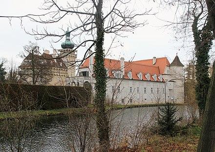 Das Wasserschloss - Schloss Pottenbrunn (Sankt Polten