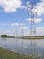 Power lines across the Eling Channel - geograph.org.uk - 210229.jpg