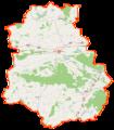 Powiat nakielski location map.png