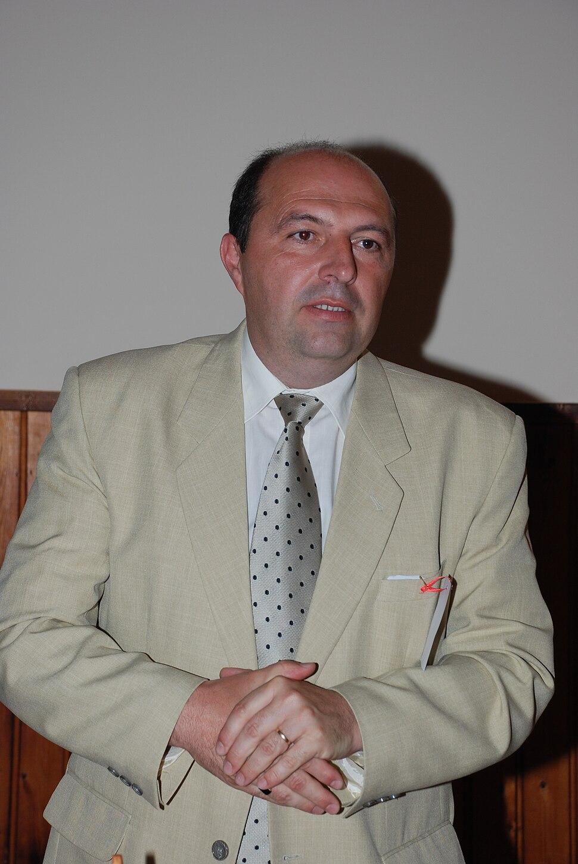 Predsednik saveta M.Z.Šušare Canji Laslo 2000-2009