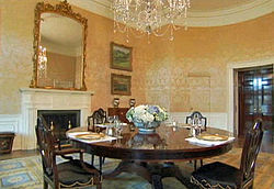 President S Dining Room Wikipedia