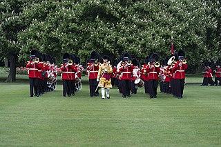 British military bands