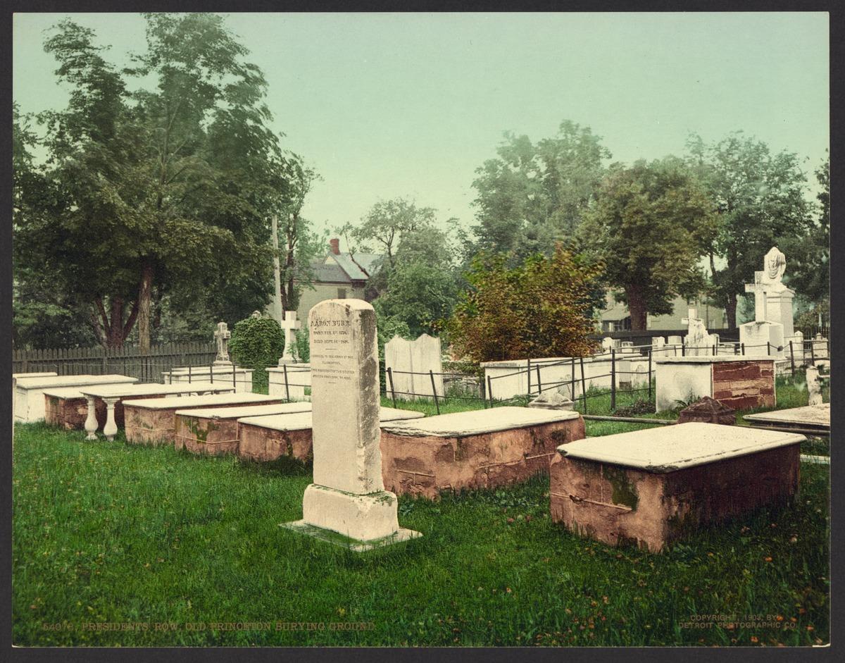 Princeton Cemetery - Wikipedia