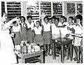 Primary school in the Cook Islands, Rarotonga, 1965.jpg