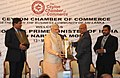 Prime Minister Narendra Modi at the Ceylon Chamber of Commerce in Colombo, Sri Lanka.jpg
