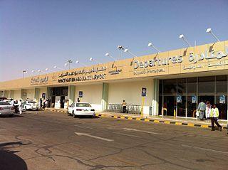 Prince Nayef bin Abdulaziz International Airport airport in Saudi Arabia