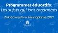 Programmes éducatifs- Les sujets qui font tendances.pdf