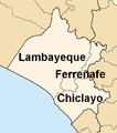 Provinces of the Lambayeque region in Peru.png