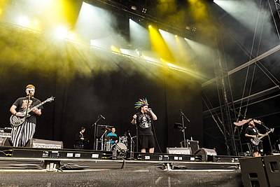 Picture of a band or musician: Psychostick