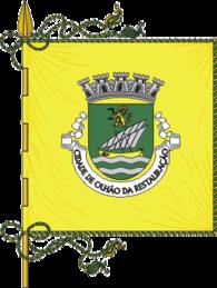 Bandeira de Olhão (da Restauração)