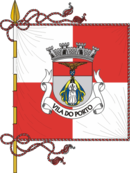 Bandeira de Vila do Porto