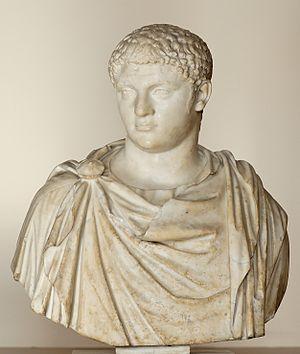 Geta (emperor) - Image: Publius Septimius Geta Louvre Ma 1076