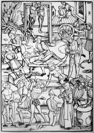 Punishments for witchcraft in 16th-century Ger...
