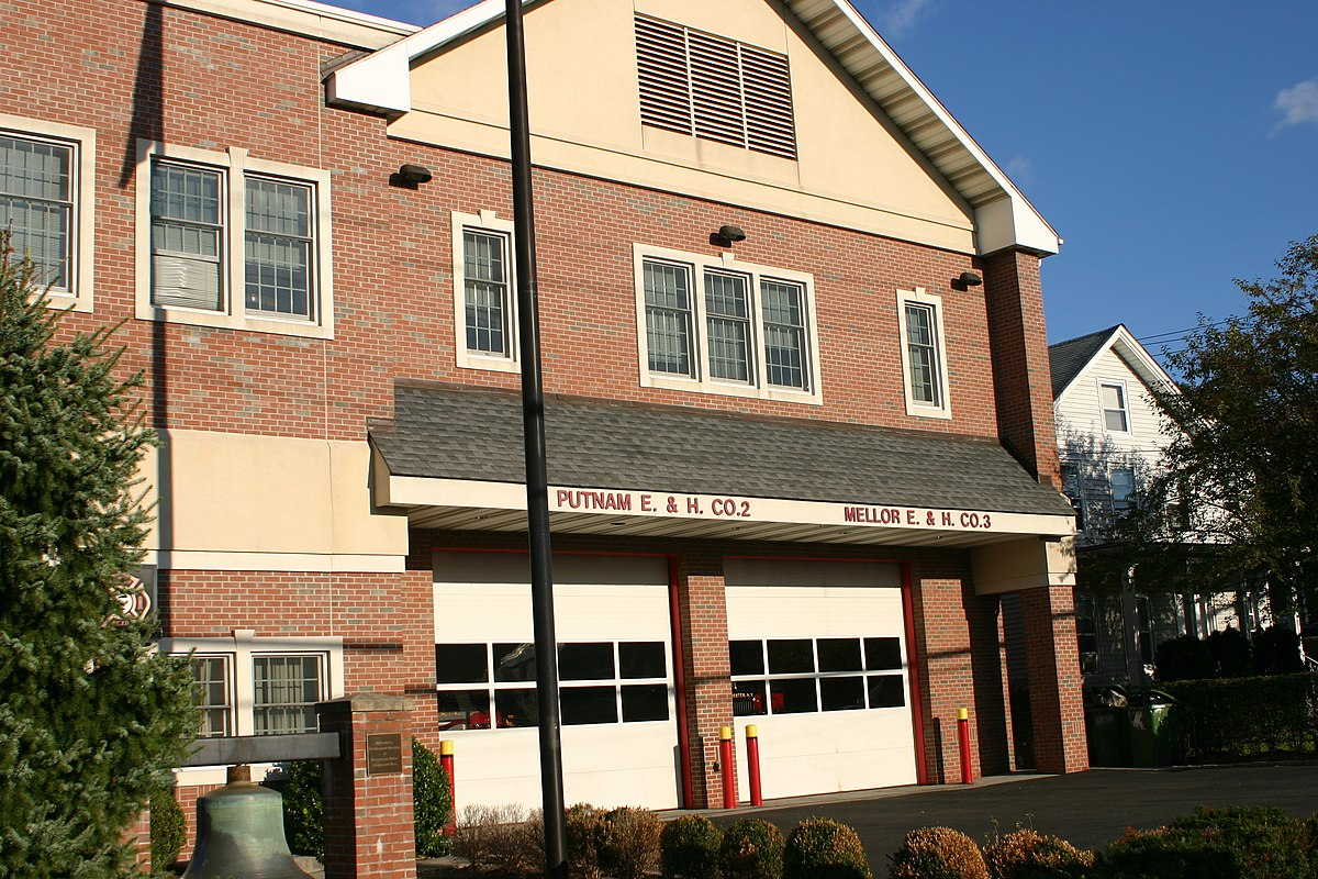 Putnam and Mellor Engine and Hose Company Firehouse ...